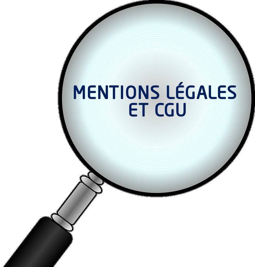 Mentions légales et CGU